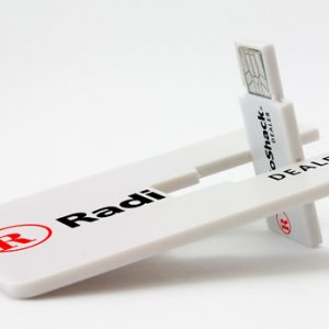 card twist flash drives