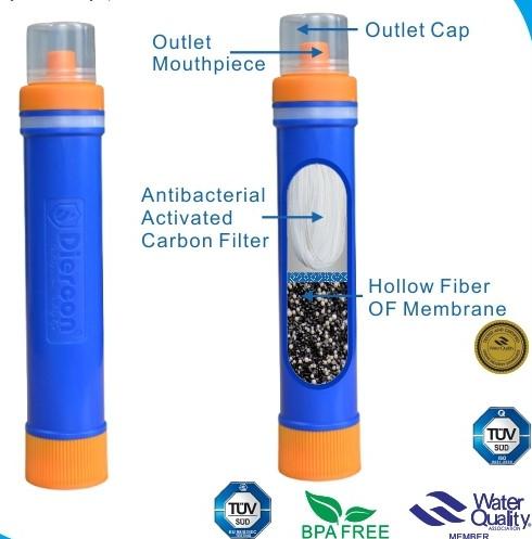 portable water purifier. Modren Water 2014NEWPRODUCTSoutdoorstrawwaterfilterpurifier To Portable Water Purifier E