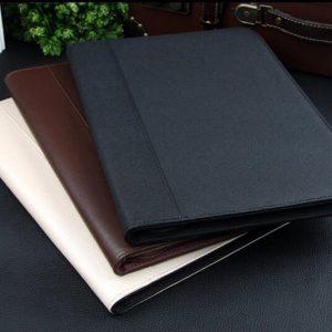 KST-A4-business-leather-zipper-manager-bag-portfolio-font-b-conference-b-font-file-folder-document