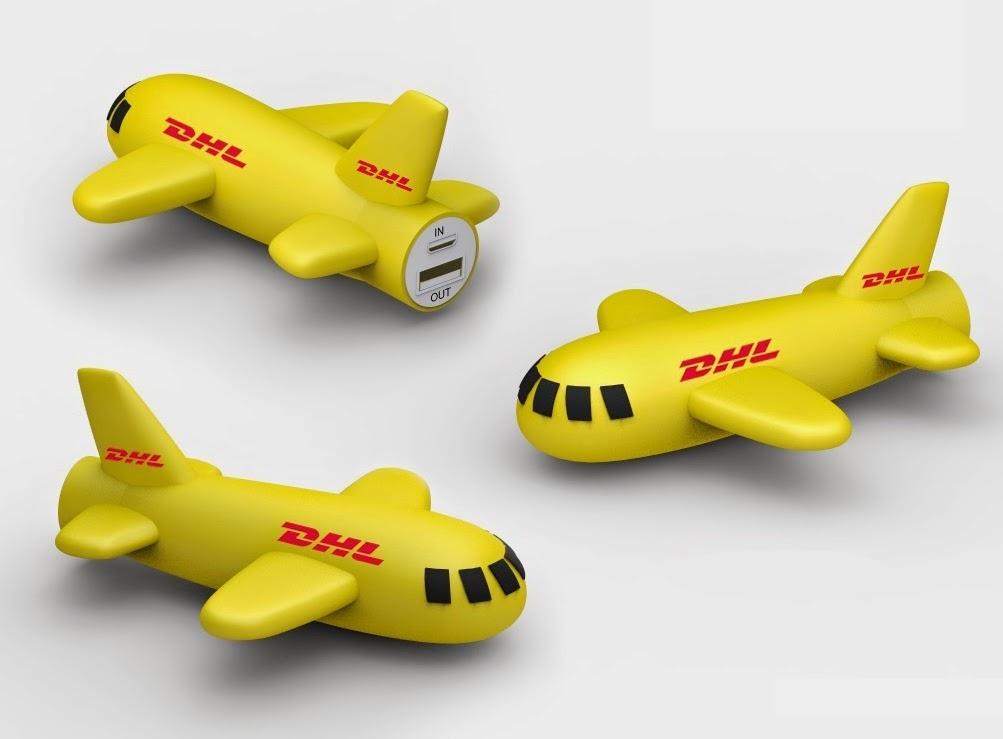 Custom Shaped Rubber Flash Drives: Glue Stick Power Bank ...