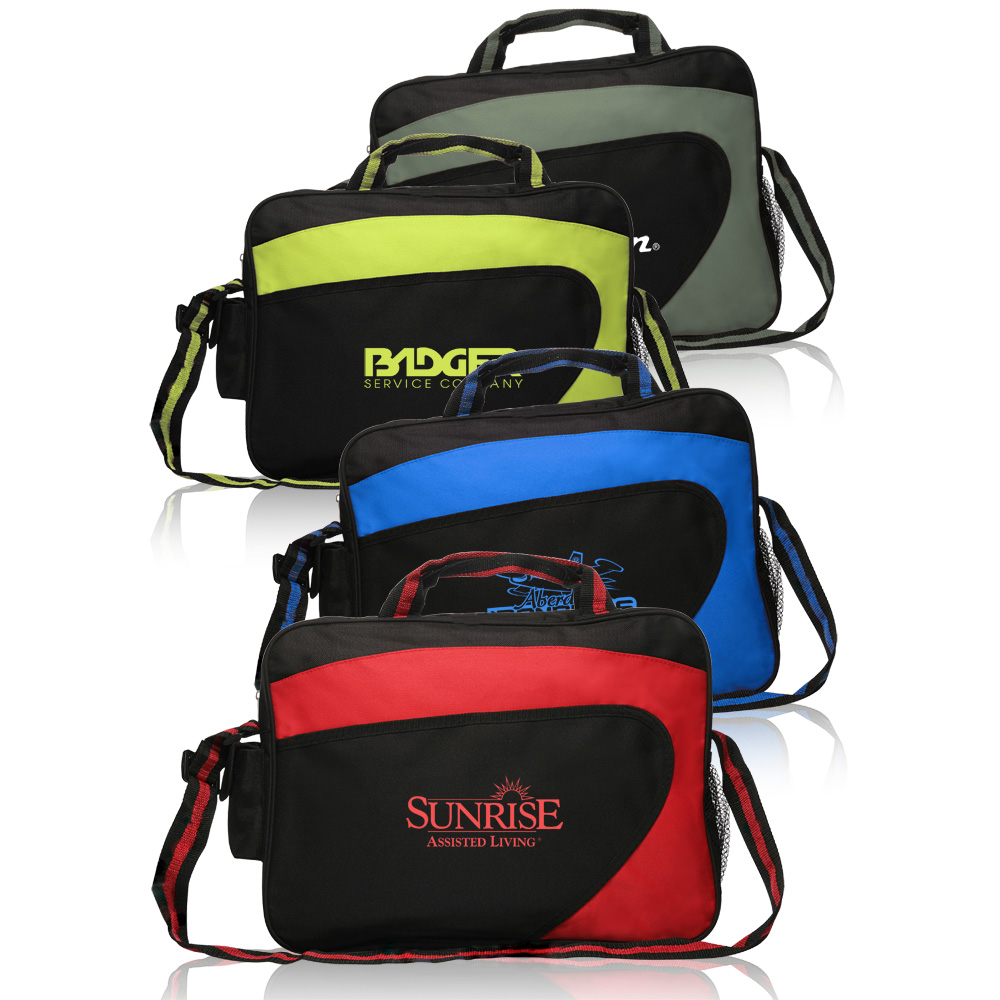 Custom Promotional Messenger Bags   Custom Printed Laptop Bags ... a9f2366f82