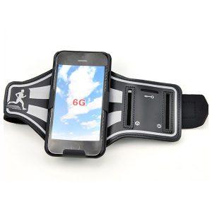 Newest LED Sport Armband With Charging Function kryash malayasia