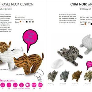 chat Noir travel